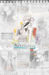 [MAL Layout] I Will Be Your Knight feat Zen by Shino-P