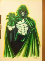 The Spectre 11 x 17 by IanDWalker