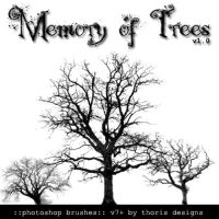 Memory of Trees v1.0 5 by dejahofmars