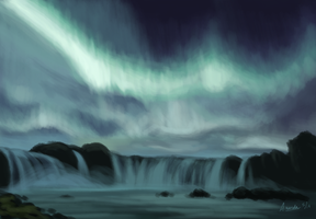 Northern Lights by Petrichora