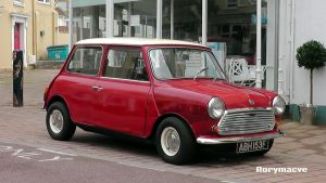 1967 Morris Mini by The-Transport-Guild