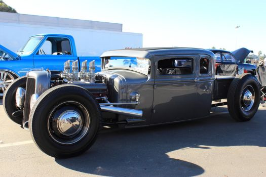 Slick 30 Ford Pick Up by DrivenByChaos
