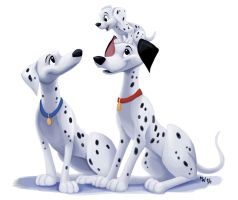 All Hearts - The Dalmatians by LynxGriffin