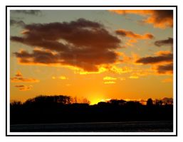 Sun is Setting by lehPhotography