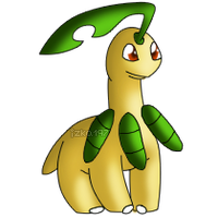 153: Bayleef by izka197