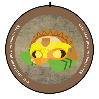 Orisa Pin by ShowtimeandCoal