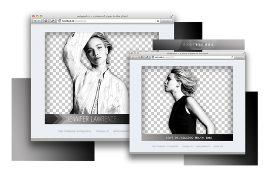 Pack Png 829 // Jennifer Lawrence by ExoticPngs