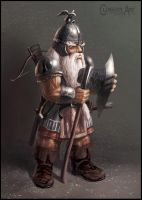 Sharp 'The Dwarf' by Cloister