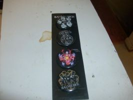 BVB Buttons by A7XFan666