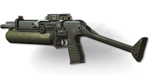 MW3: PP90M1 by FPSRussia123