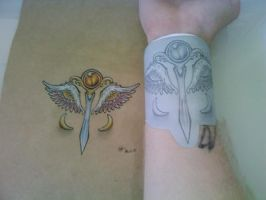 Wings Tattoo Comp Entry 2 by tattoo-parlour
