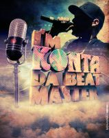Mc Konta -Da beat master by omrantheone