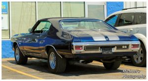 A 1970 Chevelle SS by TheMan268