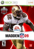 Madden 09 - Patrick Willis by grizzlee503
