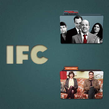 IFC Folder Icon Pack by Kliesen