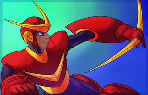 Quickman by icespicespace