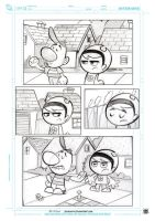 Billy and Mandy Comic Page by celaoxxx