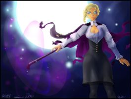 RWBY: Huntress by herakushi