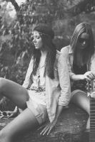 Summer Hippies by sabinahannila