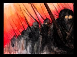 Hell March by Henskelion