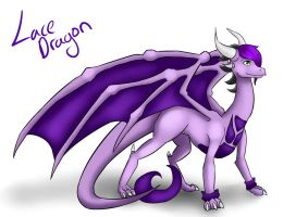 Lace Dragon by Jadeykinns