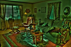 Living Room by Lorddarphyve