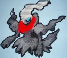 Darkrai by nekorequest