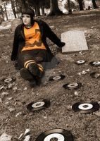 Grave Yard Records by spirk-a-doodle