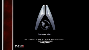 Mass Effect wallapaper by sr7olsniper