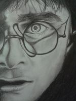 Harry Potter by Liuen