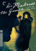 Dr. Mabuse, the Gambler by JTExploder