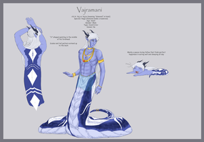 Vajramani - basic sheet by BloodedLunacy