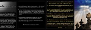 Maestro Booklet Back by Soulburned