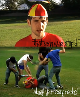 """smosh: """"that song was stoopid"""" by mont3r0"""
