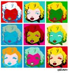 Andy Warhol Tribute by manohead