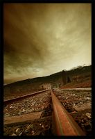 Railroad by leonard-ART