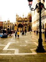 St. Mark's Square III. by mytruelies