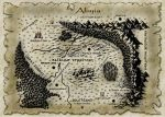 Map of Alayia by Dragonblade99