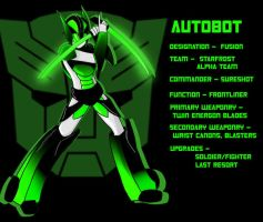 Fusion + Info Autobot Club by WingsofParadox