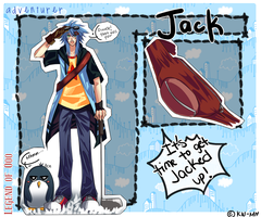 Loo: Jack and Ken by Kawaii-Miho