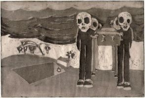 funeral march by Trevania