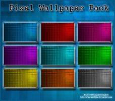 Pixel Wallpaper by enables