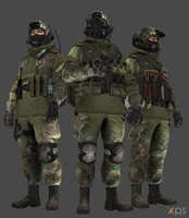 Call of Duty Advanced Warfare NKA Set by thePWA