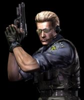 Wesker Model 5 by DragonKeeper333