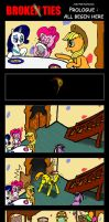 Broken Ties - Prologue : Page 2 by StephanCrowns