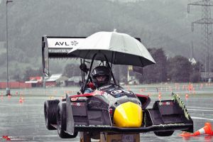 Testing under the rain by Akwa22