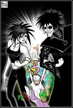 Sandman - Deliriously by What-the-Gaff