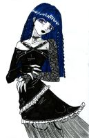 glomp me goth +recolor+ by maliceandroid