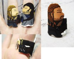 Fili Ring by otterling
