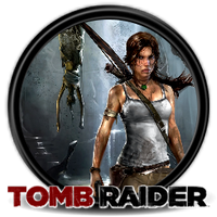 Tomb Raider Icon by Komic-Graphics